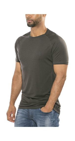 Fjällräven Abisko Trail - T-shirt manches courtes Homme - gris